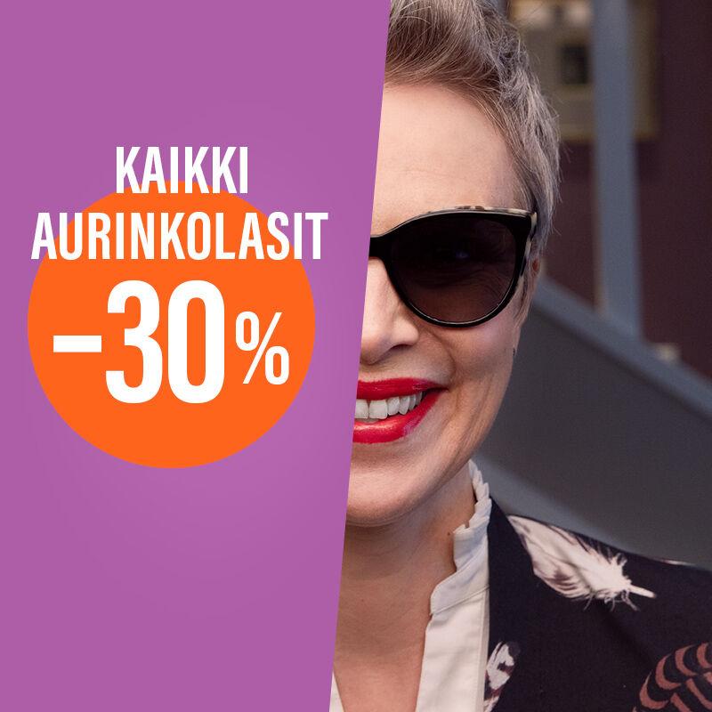 Muut aurinkolasit -30%