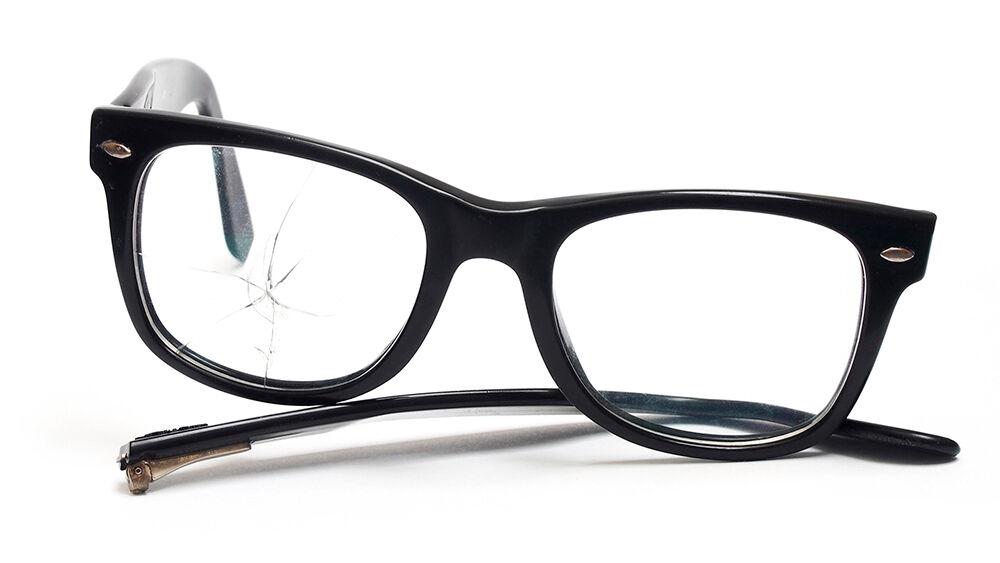 Silmälasiturva turvaa rikkinäiset silmälasit