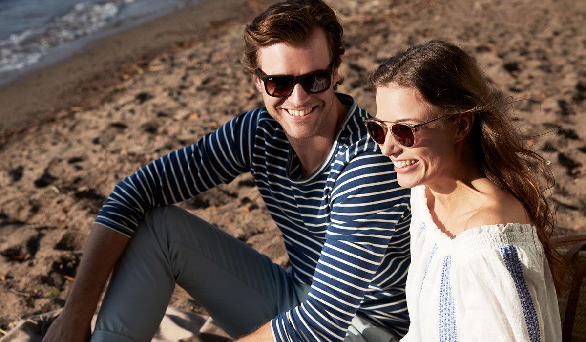 Kesän aurinkolasimallit ottavat inspiraatiota 60- ja 70-luvun muodoista.
