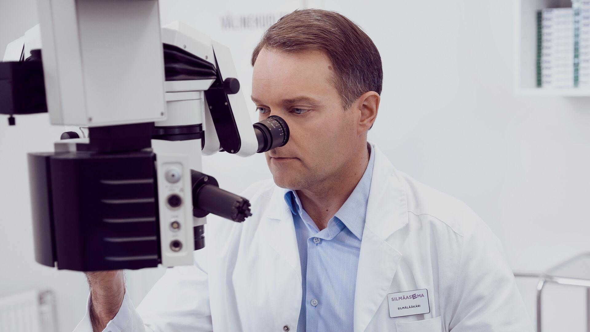 Silmän tutkimuspalvelut
