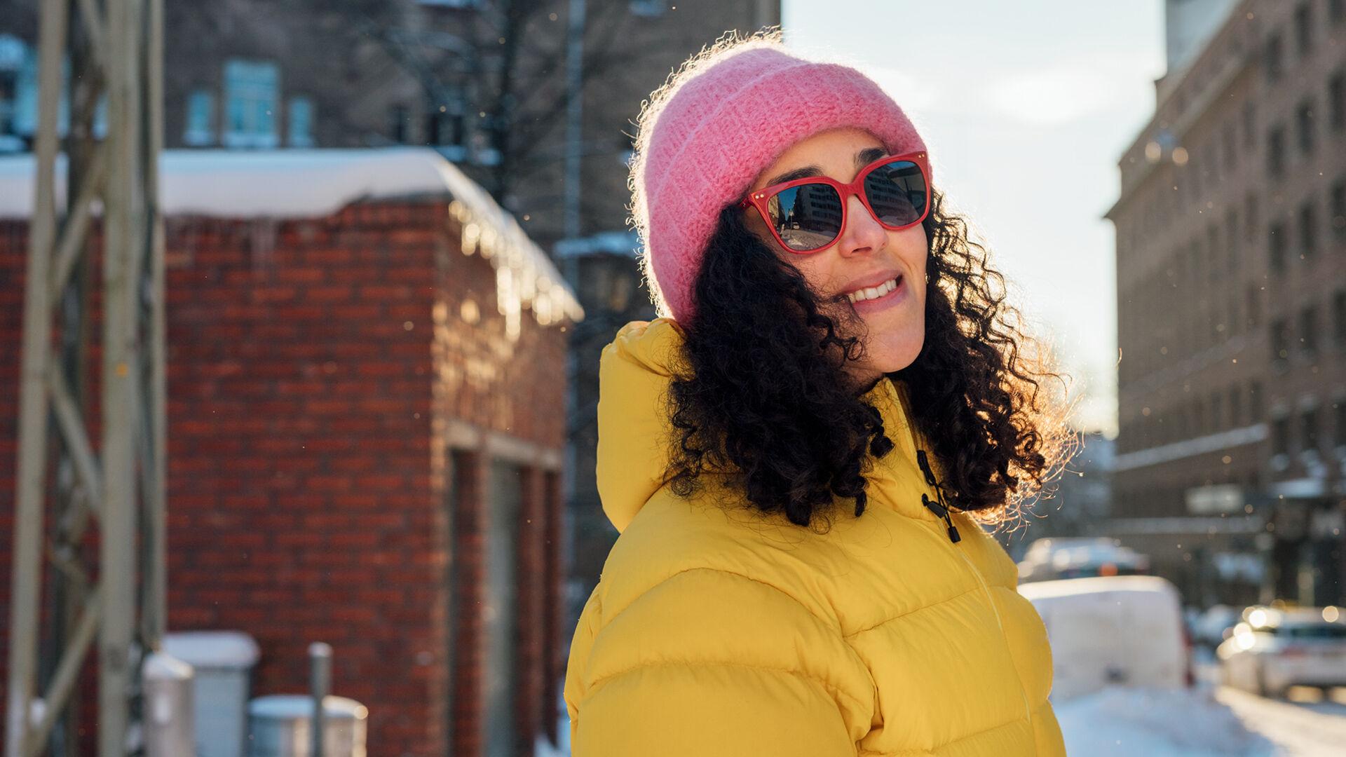 Lumisokeus voi yllättää talvella, näin suojaat silmäsi