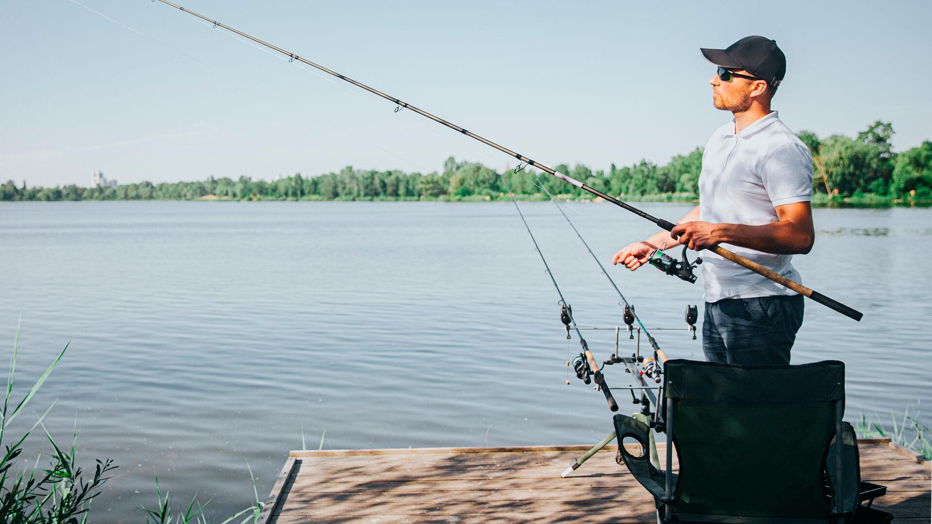 Aurinkolasit kalastukseen