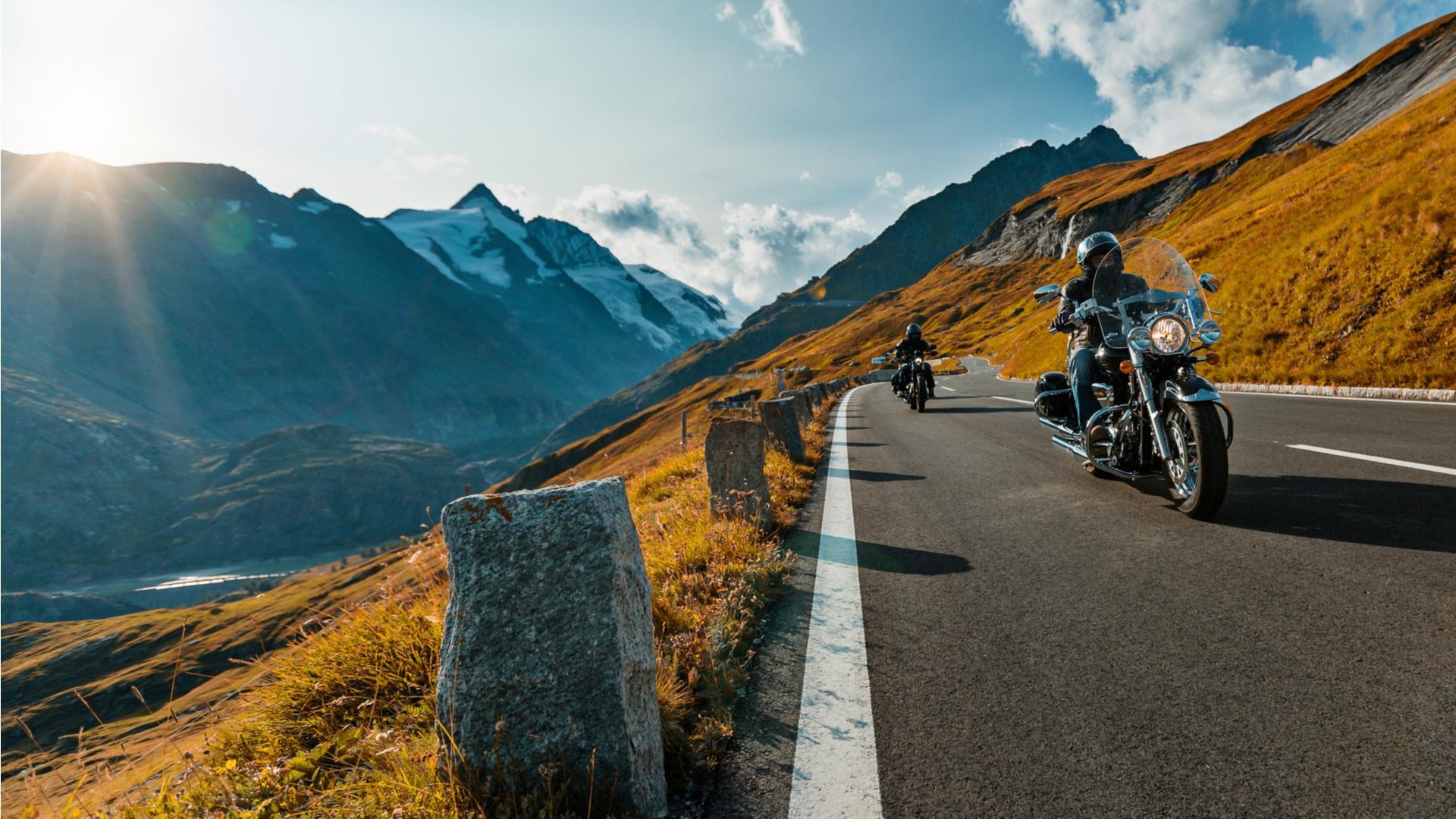 Oikein valitut ajolasit nostavat moottoripyöräilyn uudelle tasolle