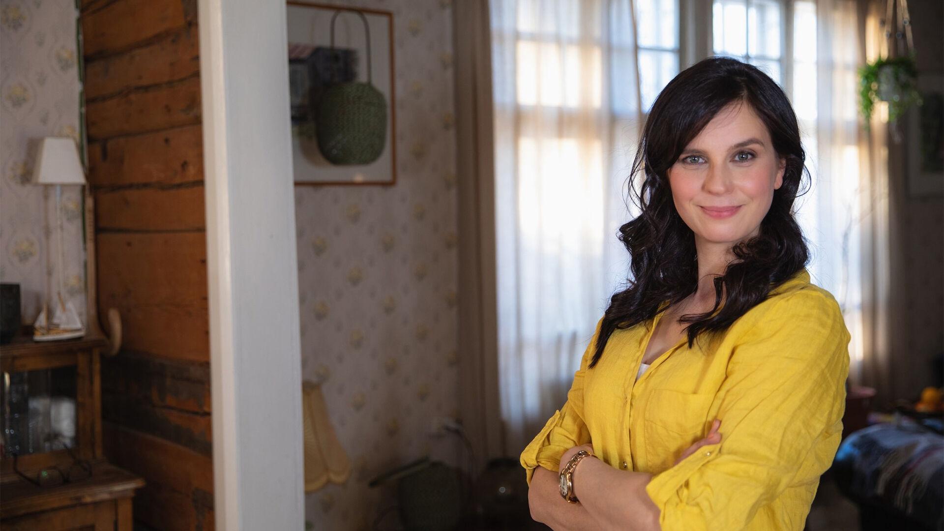 Näyttelijä Olga Temonen pääsi laserleikkauksen avulla eroon silmälaseista