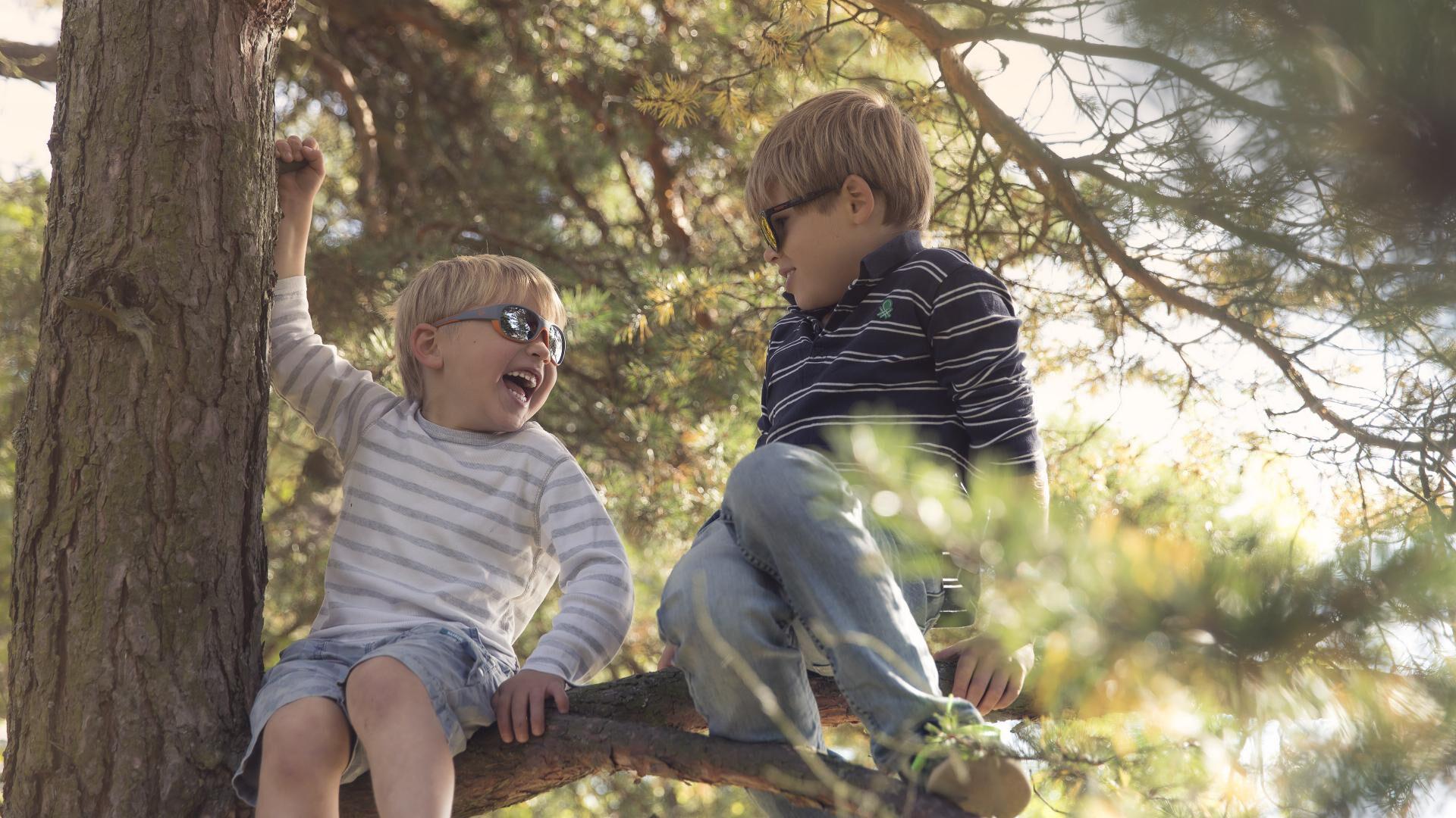 Lapsen näköä voi hoitaa myös ilman silmälaseja