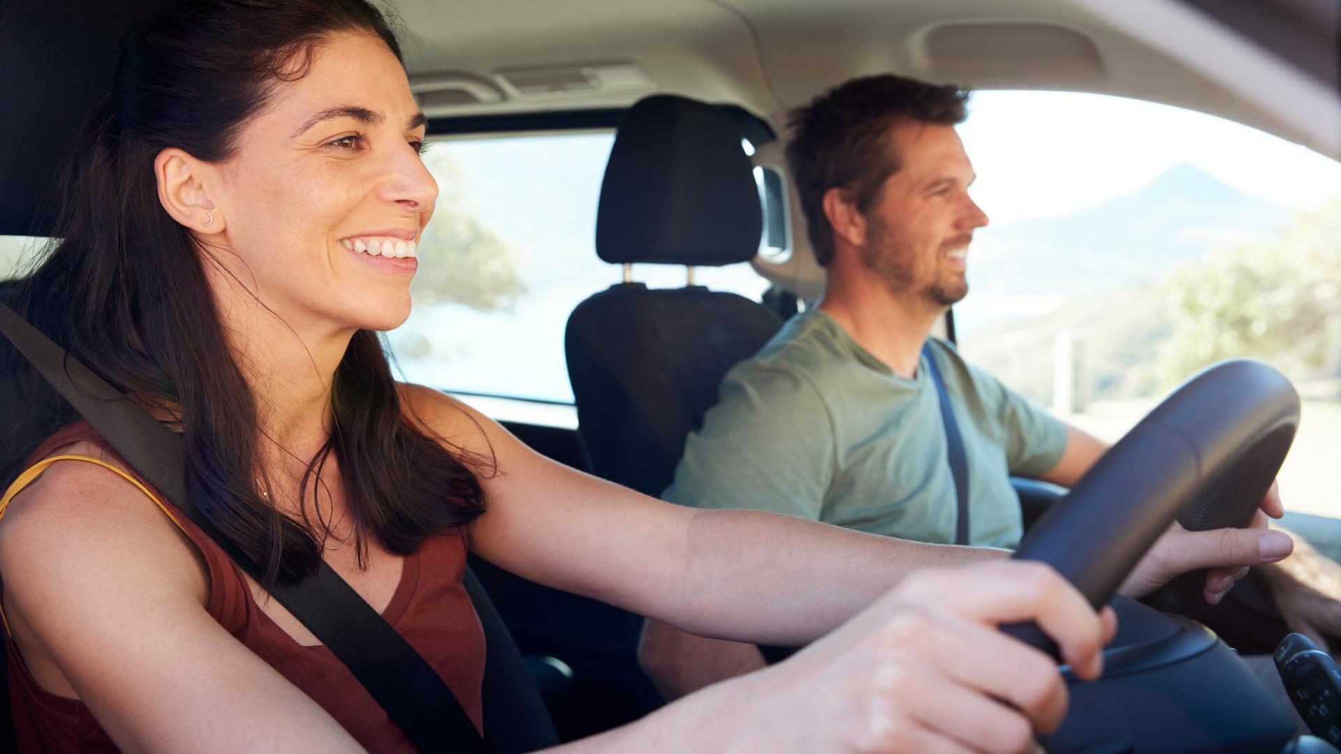 Ajonäkö - näin varmistat, että näet tarpeeksi hyvin ajaessasi