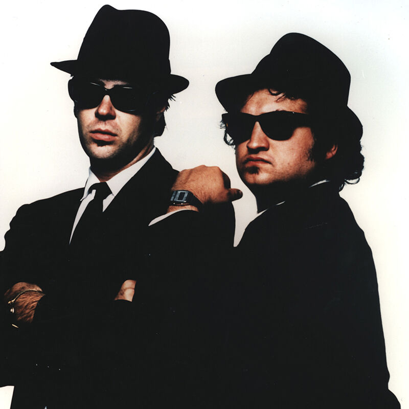 Blues Brothers: Wayfarer-aurinkolasit