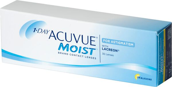 1-Day Acuvue Moist for Astigmatism image number null