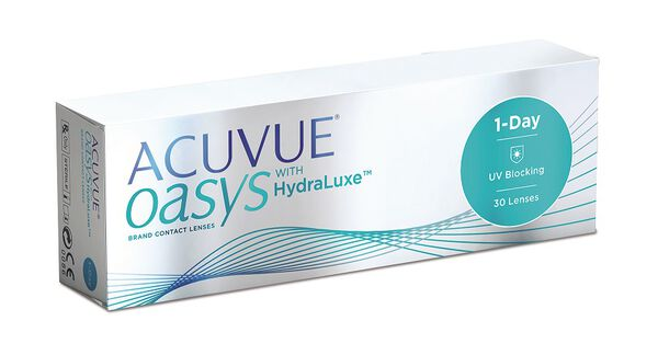 Acuvue Oasys 1-Day with Hydraluxe image number null