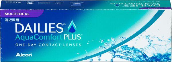 Dailies Aqua Comfort Plus Multifocal image number null