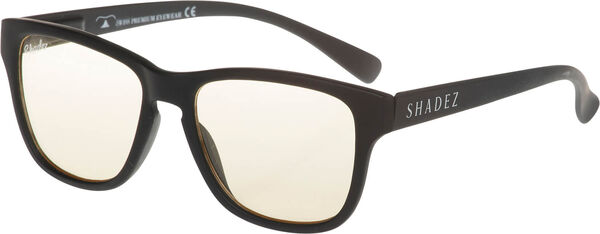 Shadez Digilasit Night Driving Glasses Black SHZ ND01 image number null