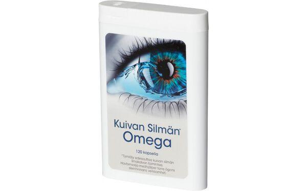 Kuivan Silmän Omega 120 kpl image number null