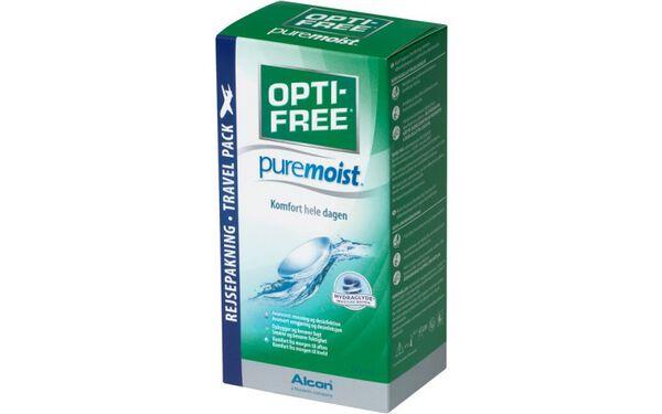 OPTI-FREE PURE MOIST 90 ML image number null