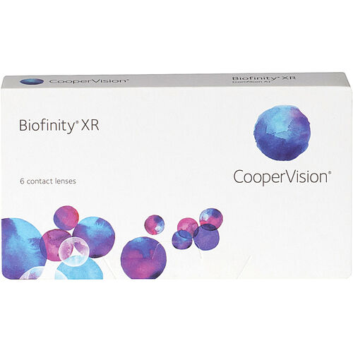 Biofinity XR image number null