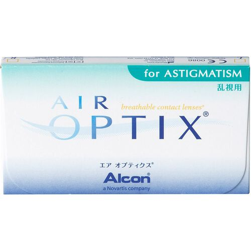 Air Optix Aqua for Astigmatism image number null
