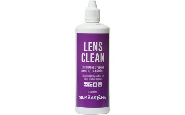 Silmäasema LensClean 360 ml täyttöpullo image number null