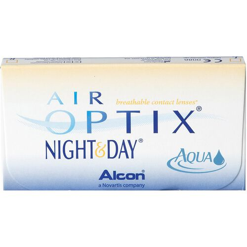 Air Optix Night & Day Aqua image number null