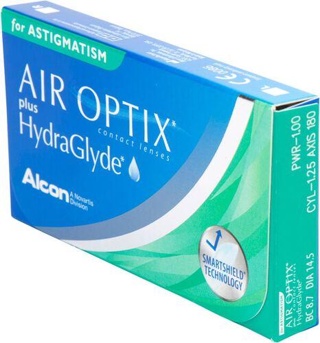 Air Optix Plus HydraGlyde Astigmatism image number null