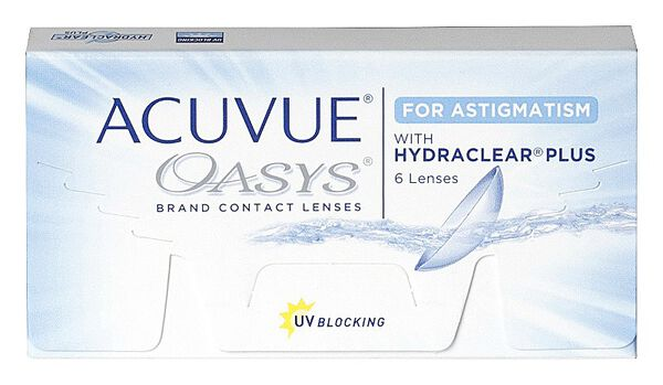 Acuvue Oasys for Astigmatism image number null