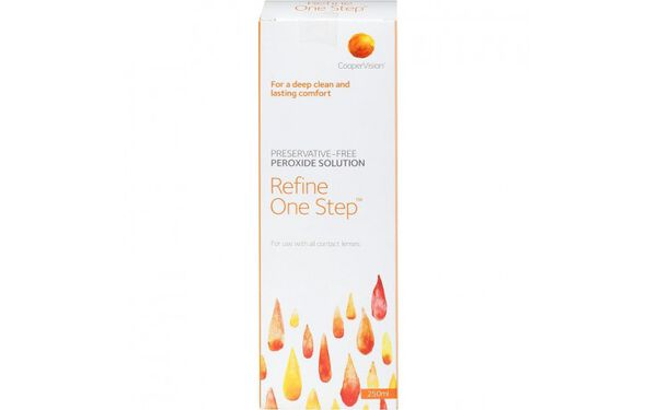 Refine One Step 250 ml image number null