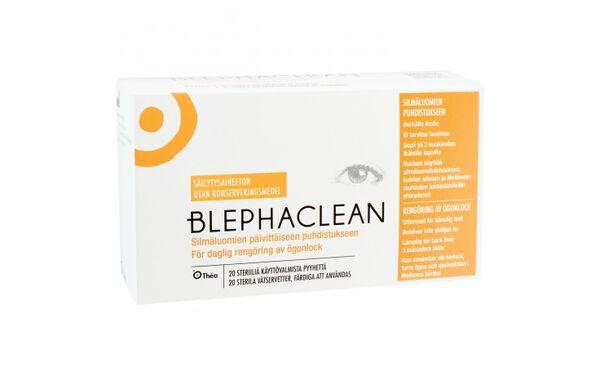 Blephaclean luomipyyhkeet 20 kpl image number null